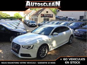 AUDI A5 SPORTBACK 2.0 TDI 177CH AMBITION LUXE MULTITRONIC