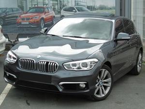 BMW Série dA 150ch UrbanChic 5p  Occasion