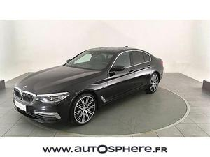 BMW dA xDrive 265ch Luxury  Occasion