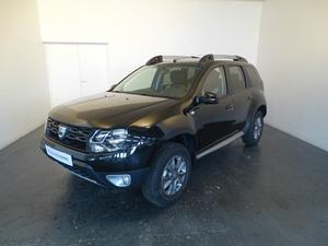 DACIA Duster 1.2 TCe 125ch Black Touch X