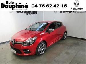 RENAULT Clio III IV TCe 120 GT EDC E Occasion
