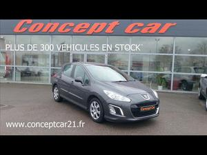 Peugeot  HDI92 FAP STYLE 5P  Occasion