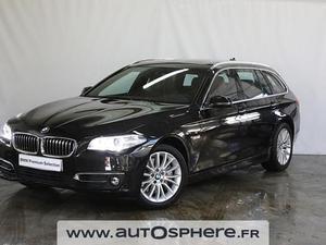BMW Serie dA xDrive 258ch Luxury  Occasion