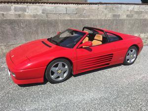 FERRARI 348 TS QV Cabriolet