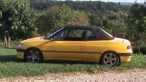 PEUGEOT 306 Cabriolet 1.6i