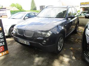 BMW X3 (ED 218CH LUXE