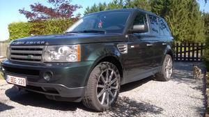 LAND-ROVER Range Rover Sport Mark IV TDV6 HSE A