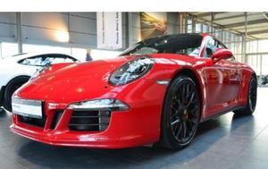 PORSCHE 911 coupe 991 Carrera GTS PDK