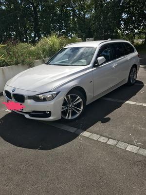 BMW Touring 318d 143 ch M Sport A