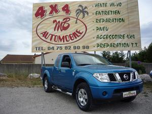 NISSAN Navara 2.5 dCi 174 ch King Cab Confort