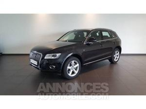 Audi Q5 V6 3.0 TDI 245 Quattro S line S tronic 7 noir