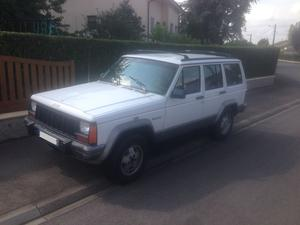 JEEP Cherokee 2.1 TD Luxe