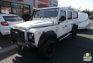 LAND-ROVER Defender 110 SW 2.4 TD4 RALLY / RAID