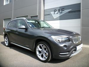 BMW X1 S DRIVE 18D  Occasion