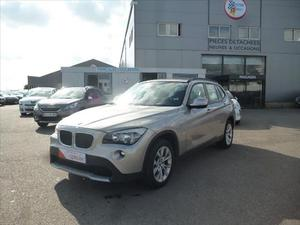 BMW X1 XDRIVE18D 143 LUXE  Occasion