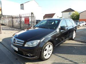 Mercedes-benz CLASSE C BREAK 180 CDI BE AVTGRDE BA