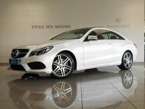 Mercedes-benz Classe e Coupé 350 Fascination 4Matic