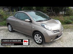 Nissan Micra COUPE CABRIOLET SPICY 110 CV  Occasion