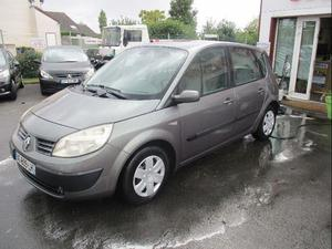 RENAULT Scenic SCENIC II 1.5 DCI 105CH EXCEPTION