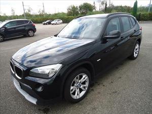 BMW X1 e84 XDRIVE 18D 143 CH CONFORT A  Occasion