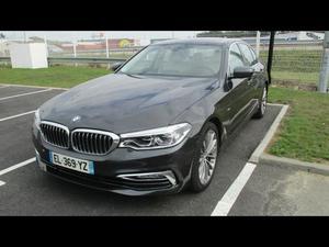 BMW Série dA 265ch Luxury Steptronic  Occasion