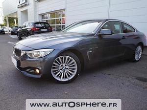 BMW Série dA xDrive 313ch Luxury  Occasion