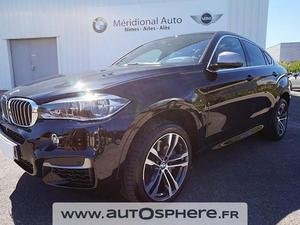 BMW X6 M50d 381 ch  Occasion