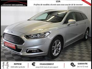 FORD Mondeo MONDEO SW 2.0 TDCI 150CH TITANIUM POWERSHIFT