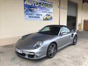 Porsche 911 TYPE 997 CABRIOLET  TURBO  Occasion