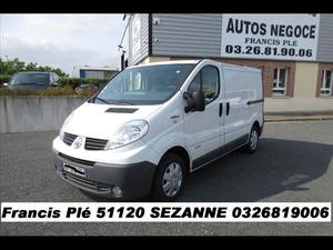 Renault Trafic L1H1 DCI 115 EXTRA GRAND CONFORT
