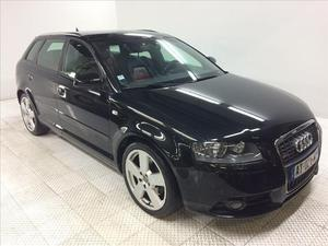 Audi A3 sportback 2.0 TDI 170 S LINE S-TRONIC  Occasion