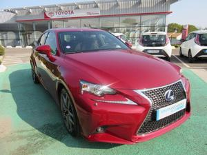 LEXUS IS 300h F SPORT  Occasion