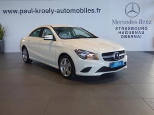 Mercedes-Benz Autre CLA 200 d Inspiration 7G-DCT