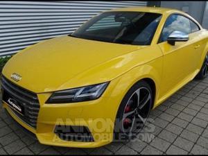 Audi TT S 2.0 TFSI 310 Gps MatrixLED Keyless jaune