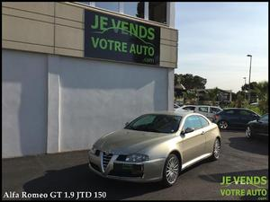 alfa gt jtd selective 150cv tts options 36000km de nievre 58 cozot voiture. Black Bedroom Furniture Sets. Home Design Ideas