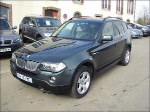 BMW X3 X3 (E83) II XDRIVE 3.0 D C CONFORT