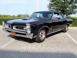Pontiac GTO  noir laqué