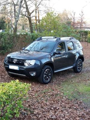 DACIA Duster dCi x2 Black Touch
