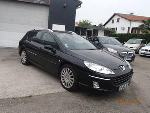 PEUGEOT 407 SW 2.7 HDi 24v Griffe FAP A