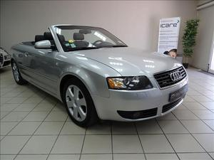 Audi A4 A4 Cabriolet 3.0i V6 Ambition Luxe Quattro Tiptronic