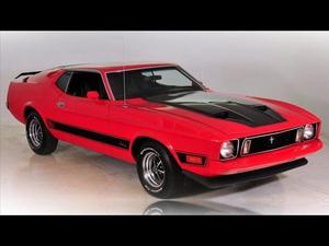 Ford Mustang MACH  COBRA JET CODE Q  Occasion