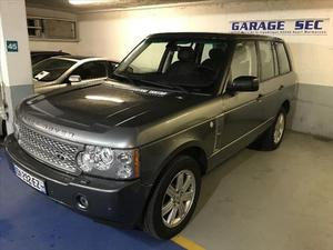 Land-rover Range rover TDV8 HSE  Occasion