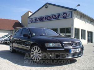 Audi A8 QUATTRO 3.0 TDI233 PACK AVUS TTRO noir
