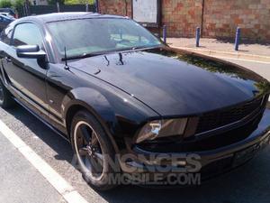 Ford Mustang GT PREMIUM BULLIT noir