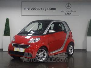 Smart Fortwo Coupe Electrique Softouch hors batterie rallye