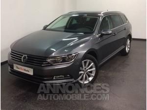 Volkswagen Passat SW 2.0 TDI 150 BMT Carat gris métallisé