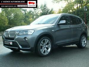 BMW X3 xDrive 30dA  ch Exclusive (Gtie