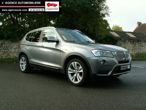 BMW X3 xDrive 30dA  ch Exclusive Gtie
