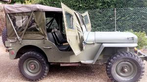 JEEP Willys Jeep willys hotchkiss