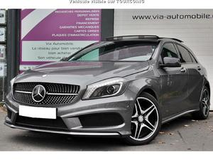 MERCEDES Classe A A 180 CDI Fascination AMG